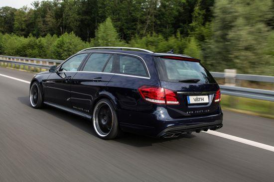 VAETH Mercedes-Benz V 63 RS Export