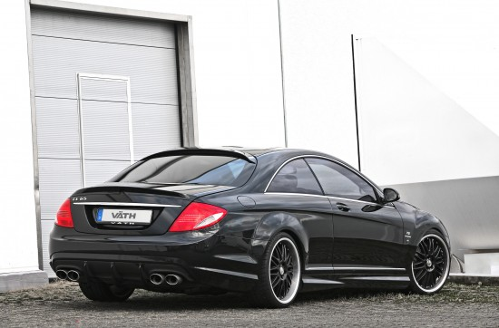 VATH Performance Mercedes-Benz CL 65 AMG