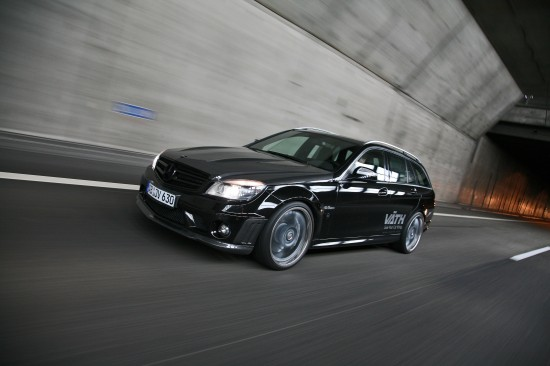 VATH V63RS Mercedes-benz C-Class CLUBSPORT wagon