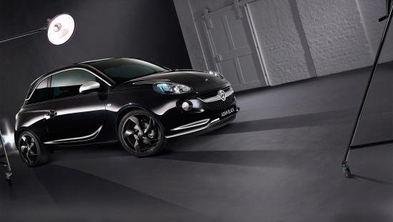 Vauxhall ADAM Black Edition
