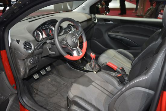 Vauxhall ADAM Paris