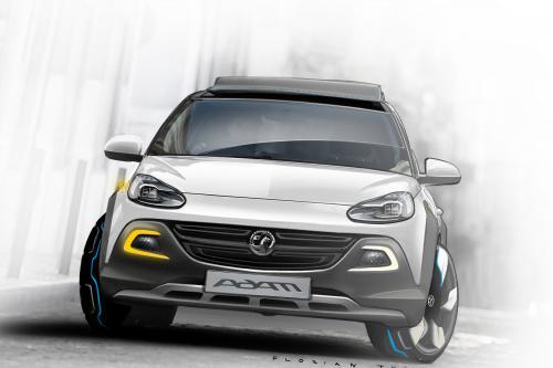 Vauxhall Adam Rocks Concept , 1 of 3