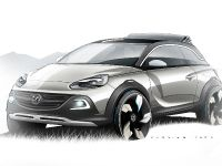thumbnail image of Vauxhall Adam Rocks Concept