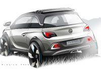 Vauxhall Adam Rocks Concept , 3 of 3