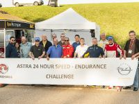 Vauxhall Astra 18 Speed Endurance Records