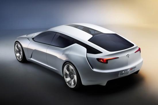 Vauxhall Flextreme GT-E concept
