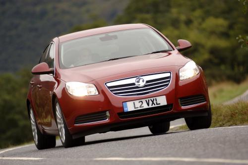 Vauxhall Insignia проголосовали Автомобиль года 2009