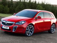 Vauxhall Insignia VXR SuperSport, 2 of 3