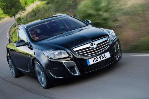 Vauxhall Insignia Vxr Sports Tourer Пакеты Сила, Уравновешенность И Вся Ваша Атрибутика