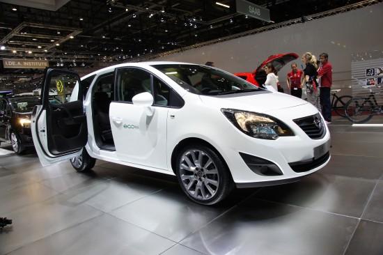 Vauxhall Meriva Geneva