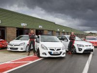 VAUXHALL VXR8 LS3 and Corsa VXR, 9 of 9