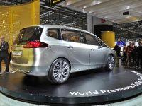 Vauxhall Zafira Tourer Concept Geneva 2011