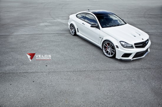 Velos Designwerks Mercedes Benz C63 Black Series