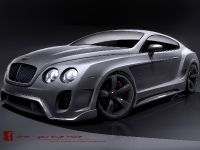 Vilner Bentley Continental GT Design Project , 1 of 3