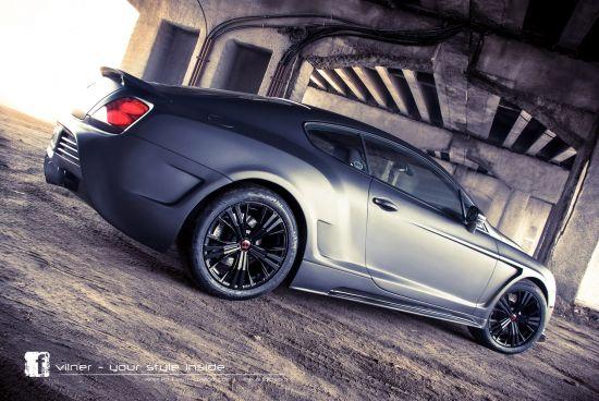 Vilner Bentley Continental GT