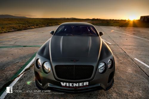 Эксклюзив: Вильнер Bentley Continental GT, наконец-то раскрыт!