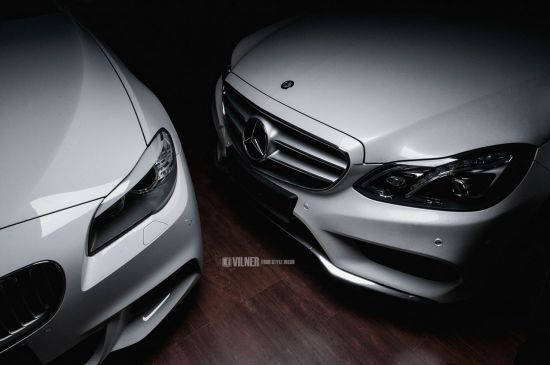 Vilner BMW 5-Series and Mercedes-Benz E-Class