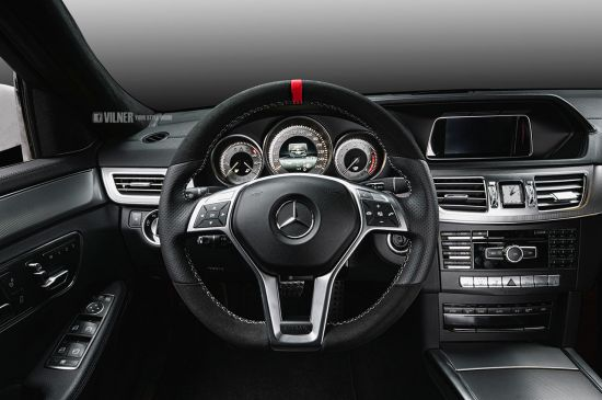 Vilner BMW 5-Series and Mercedes-Benz E-Class
