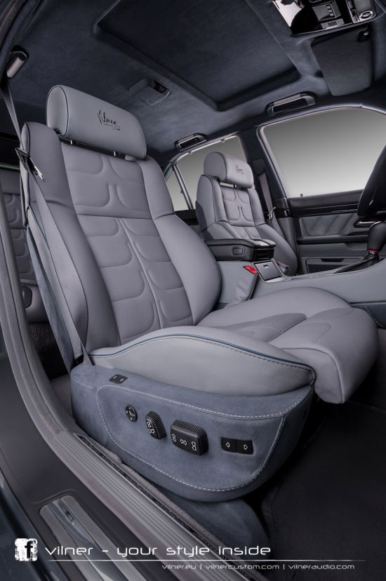 Vilner BMW 750 V12