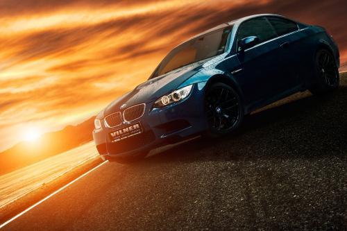 Вильнер показывает исключительно заказной BMW Е92 М3