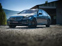 Vilner Carlsson Mercedes-Benz S500 , 1 of 8
