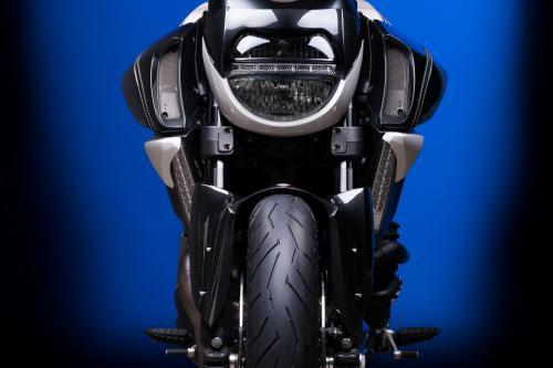 Дизайн-Триумф: Vilner Ducati Diavel AMG