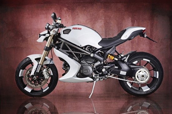 Vilner Ducati Monster 1100 Evo