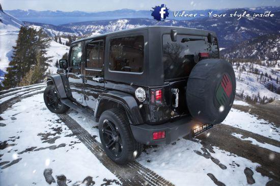 Vilner Jeep Wrangler Sahara