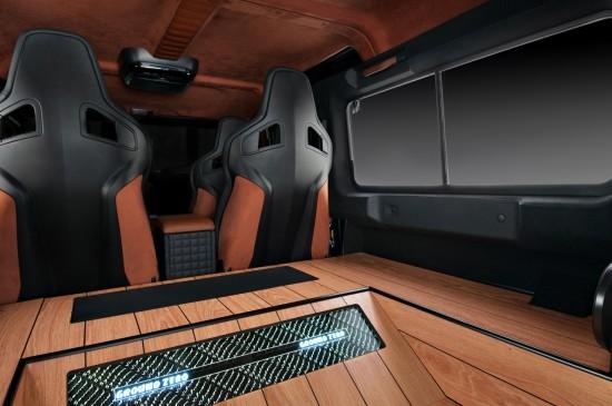Vilner Land Rover Defender 2