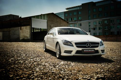 Искушение Вильнер Mercedes-Benz CLS