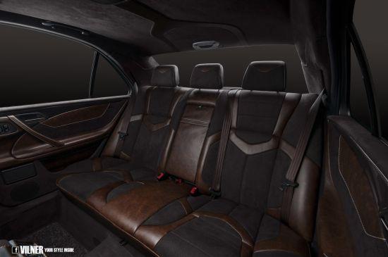 Vilner Mercedes-Benz E55 AMG 4Matic