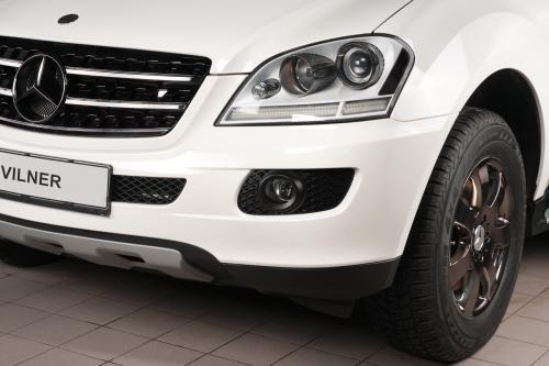 Внешность Mercedes-Benz ML 350