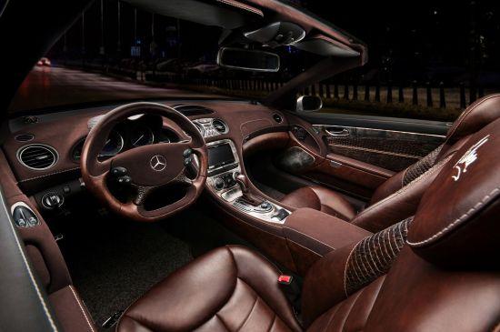 Vilner Mercedes-Benz SL
