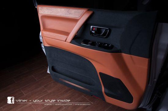 Vilner Mitsubishi Pajero
