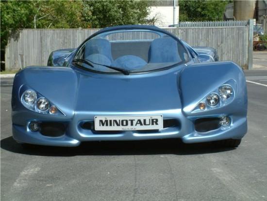 Vision Sports Cars Minotaur