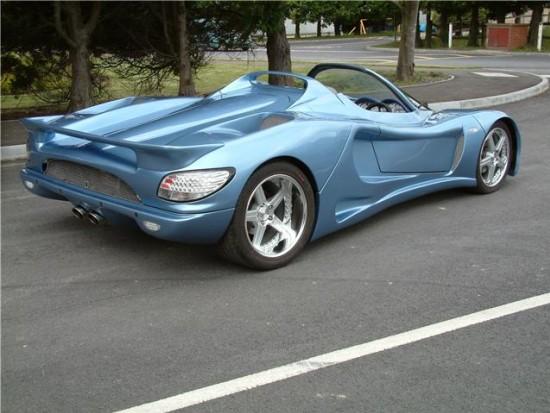 Vision Sportscars Minotaur