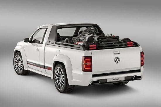 Volkswagen Amarok Concept V6 TDI