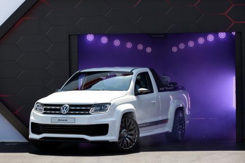 Volkswagen Amarok концепции V6 TDI - Вертер-зе