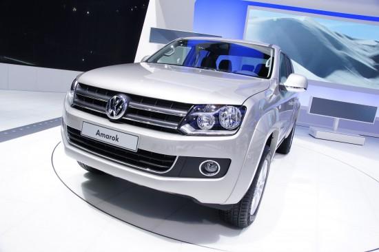 Volkswagen Amarok Geneva