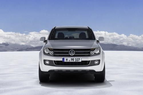 Volkswagen Amarok показывает его должностного лица