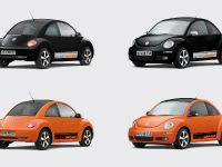 Volkswagen Beetle BlackOrange, 1 of 2