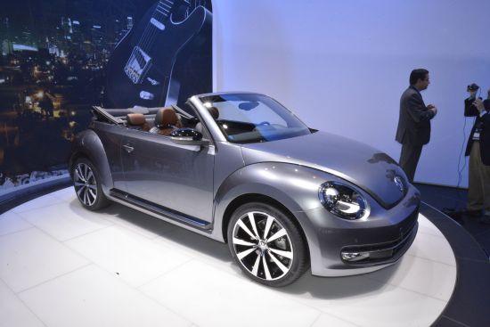 Volkswagen Beetle Cabriolet Los Angeles