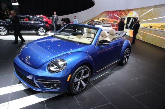 Volkswagen Beetle Convertible Detroit