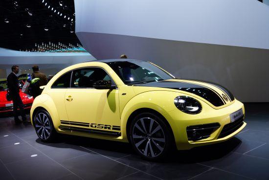 Volkswagen Beetle GSR Frankfurt