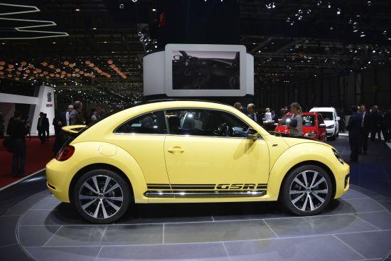 Volkswagen Beetle GSR Geneva