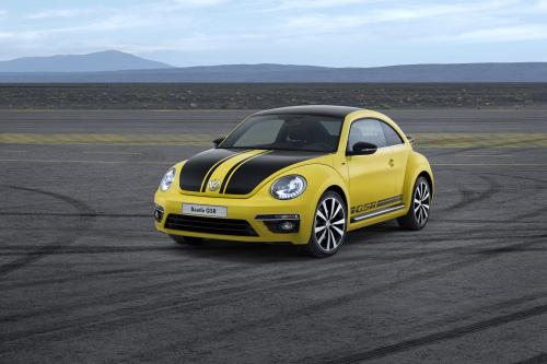 Volkswagen Beetle GSR Limited-Edition представлен в Чикаго