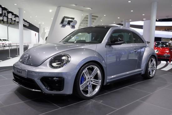 Volkswagen Beetle R Frankfurt