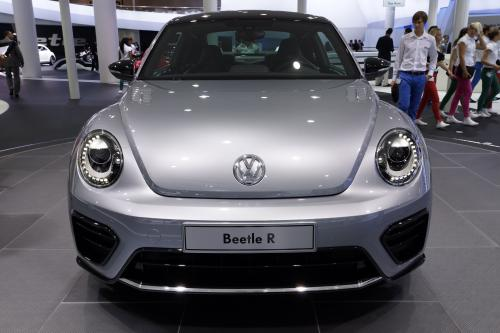 Volkswagen Beetle R Concept в Лос-Анджелесе Auto Show