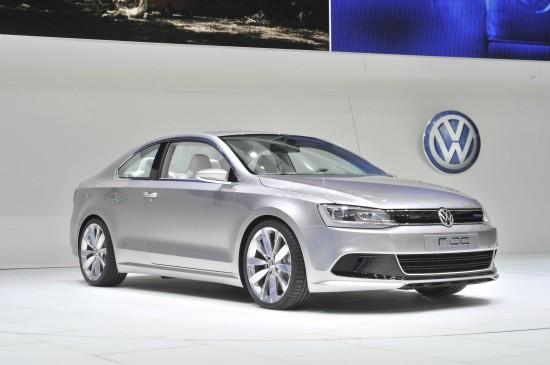 Volkswagen Compact Coupe Concept Detroit