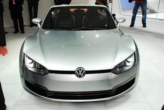 Volkswagen Concept BlueSport Detroit